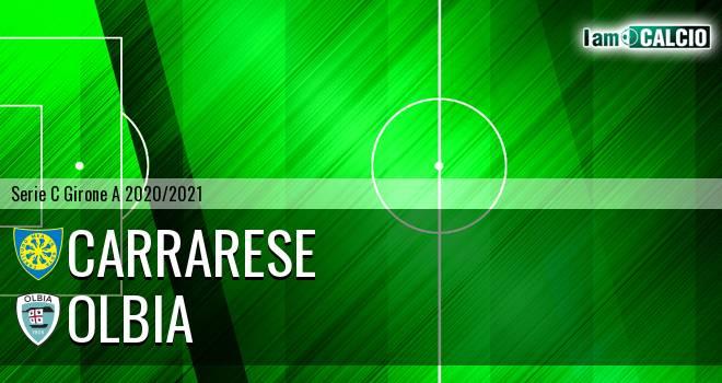 Carrarese - Olbia
