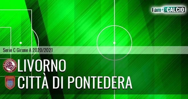 Livorno - Città di Pontedera