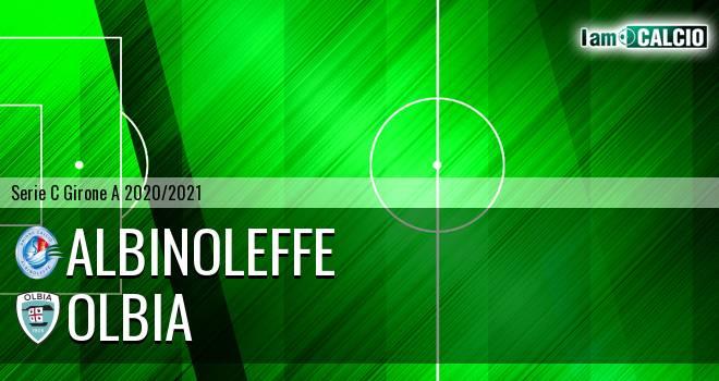 Albinoleffe - Olbia