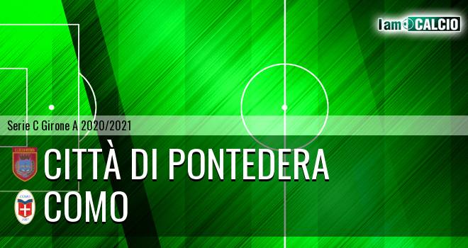 Città di Pontedera - Como