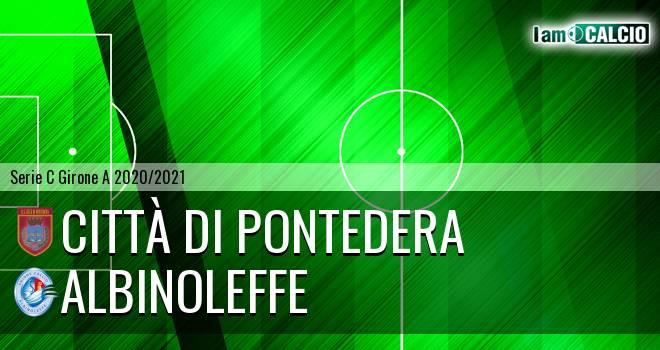 Città di Pontedera - Albinoleffe