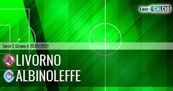 Livorno - Albinoleffe