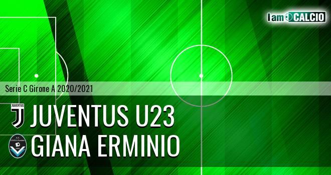 Juventus U23 - Giana Erminio