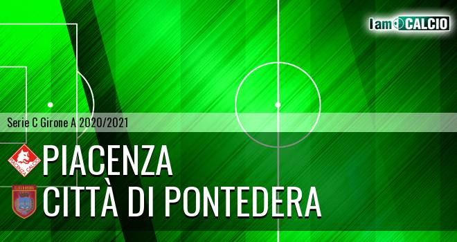 Piacenza - Città di Pontedera