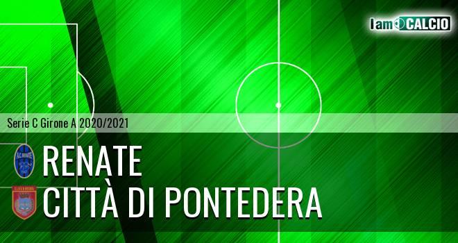 Renate - Città di Pontedera