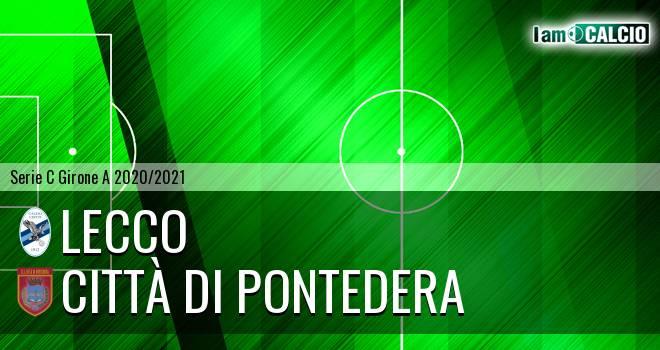 Lecco - Città di Pontedera