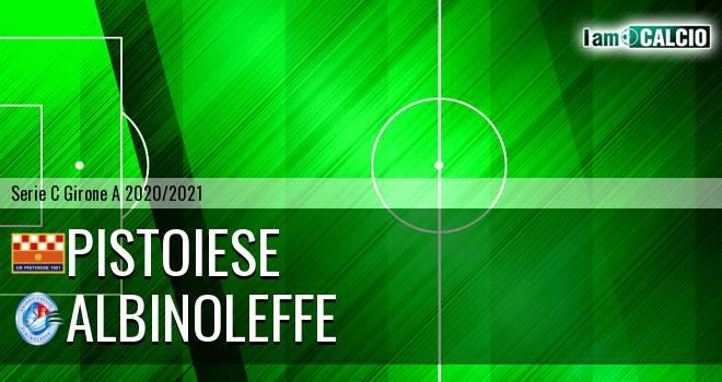Pistoiese - Albinoleffe