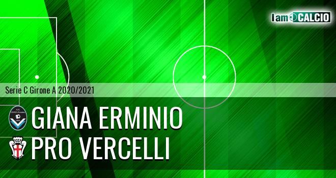 Giana Erminio - Pro Vercelli
