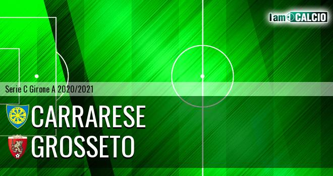 Carrarese - Grosseto
