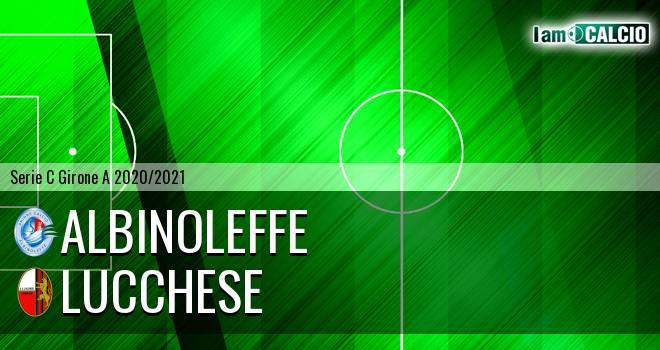Albinoleffe - Lucchese