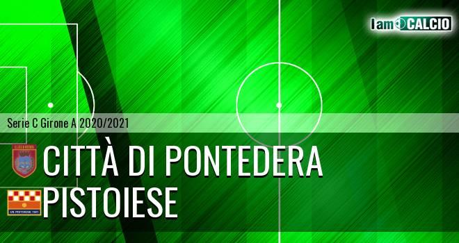 Città di Pontedera - Pistoiese