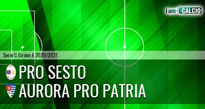 Pro Sesto - Aurora Pro Patria