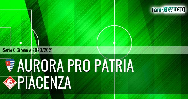 Aurora Pro Patria - Piacenza