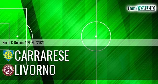 Carrarese - Livorno