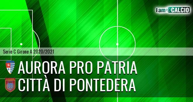 Aurora Pro Patria - Città di Pontedera