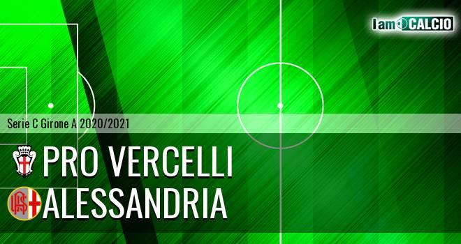Pro Vercelli - Alessandria