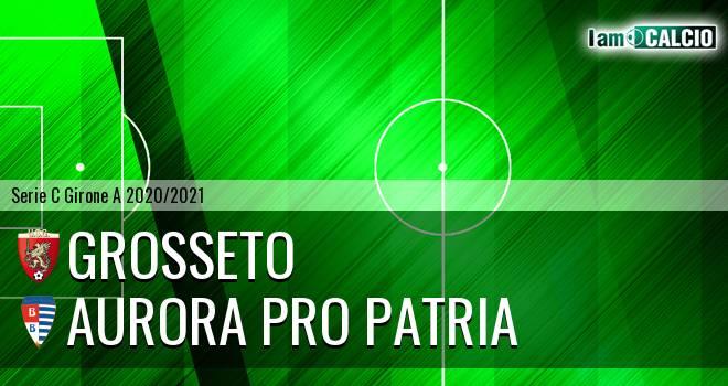 Grosseto - Aurora Pro Patria