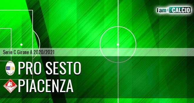 Pro Sesto - Piacenza