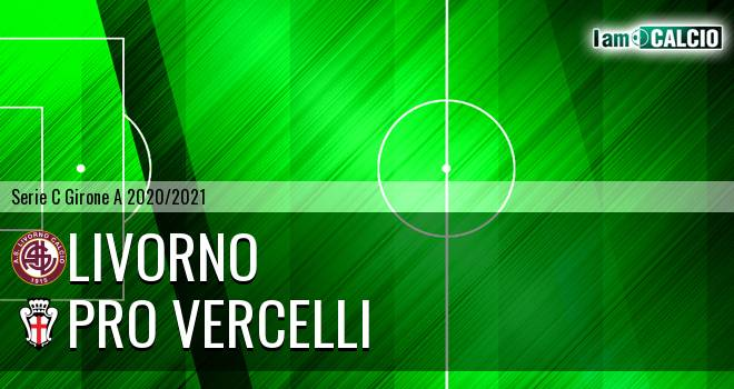 Livorno - Pro Vercelli