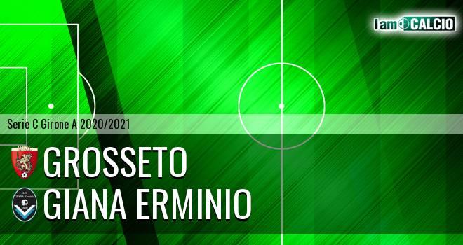 Grosseto - Giana Erminio