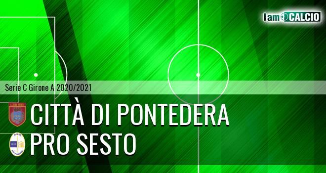Città di Pontedera - Pro Sesto