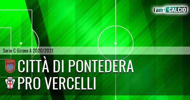 Città di Pontedera - Pro Vercelli