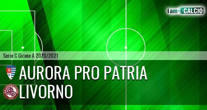 Aurora Pro Patria - Livorno