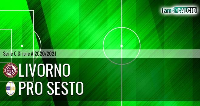 Livorno - Pro Sesto