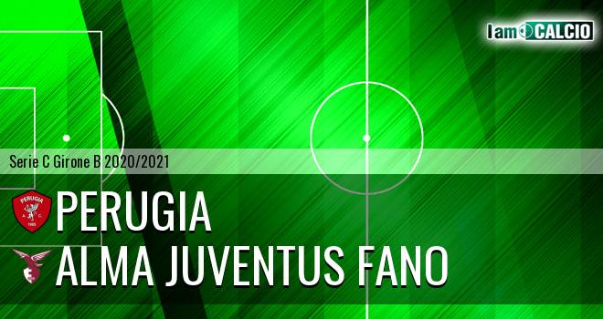 Perugia - Alma Juventus Fano