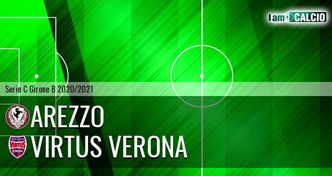 Arezzo - Virtus Verona