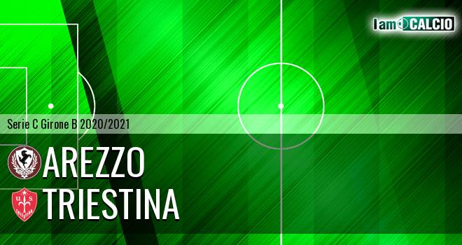 Arezzo - Triestina