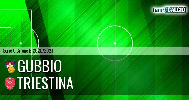 Gubbio - Triestina