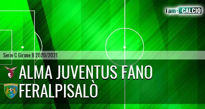Alma Juventus Fano - Feralpisalò