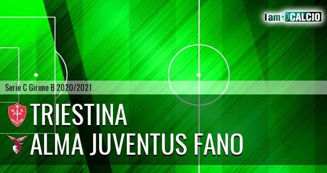 Triestina - Alma Juventus Fano