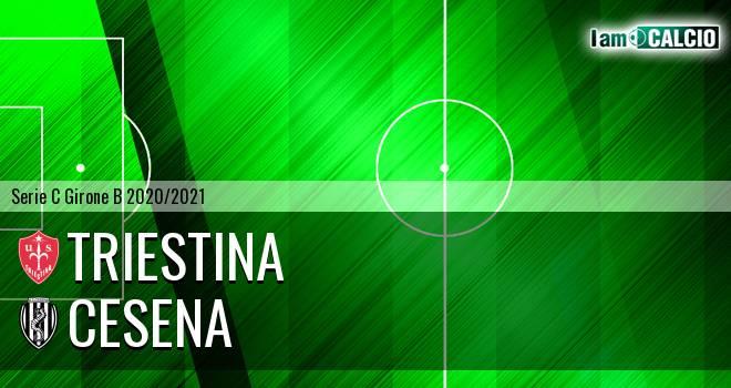 Triestina - Cesena
