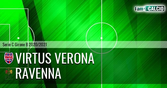 Virtus Verona - Ravenna