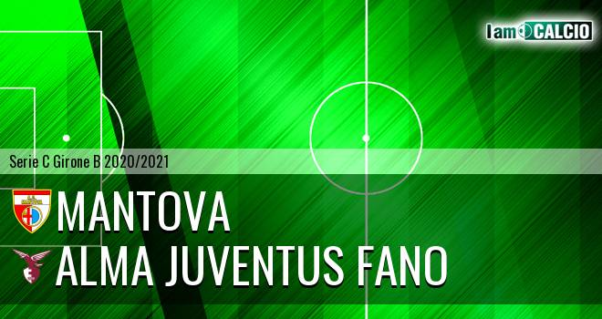 Mantova - Alma Juventus Fano