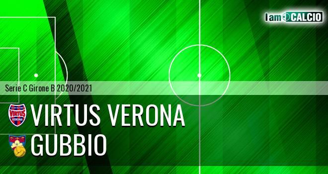 Virtus Verona - Gubbio