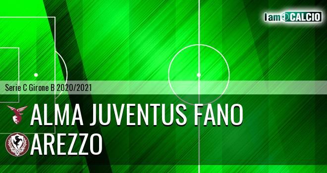 Alma Juventus Fano - Arezzo