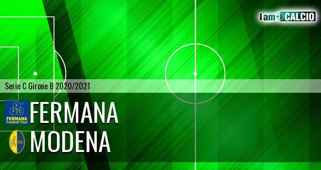 Fermana - Modena