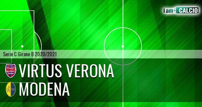 Virtus Verona - Modena