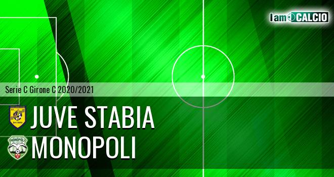 Juve Stabia - Monopoli