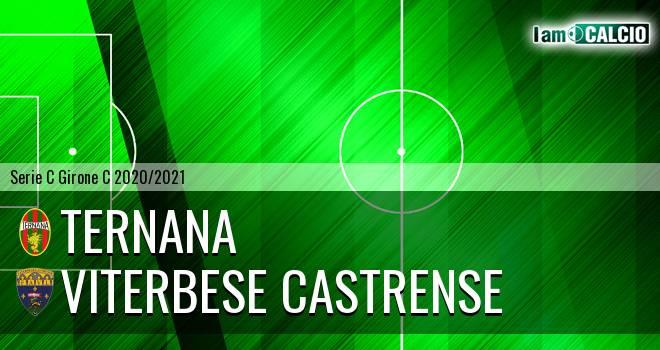 Ternana - Viterbese Castrense