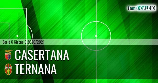 Casertana - Ternana