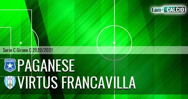 Paganese - Virtus Francavilla
