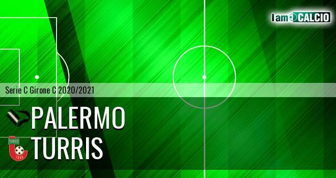 Palermo - Turris 0-1. Cronaca Diretta 25/11/2020