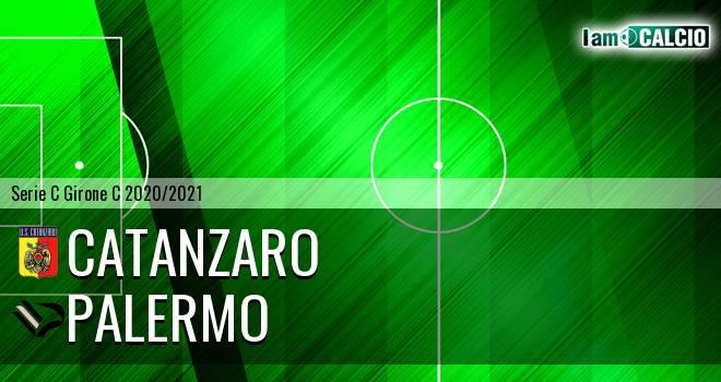 Catanzaro - Palermo