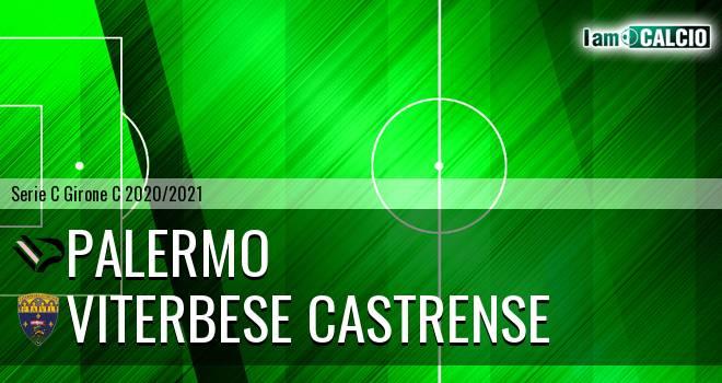 Palermo - Viterbese Castrense 3-3. Cronaca Diretta 02/12/2020
