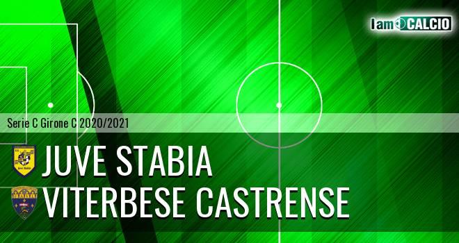 Juve Stabia - Viterbese Castrense 2-0. Cronaca Diretta 21/11/2020