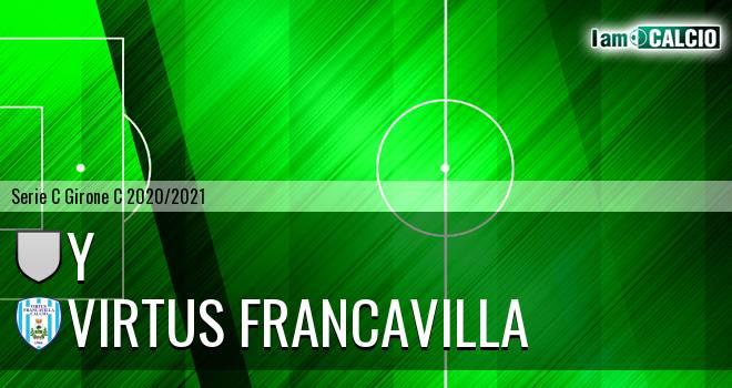 Foggia - Virtus Francavilla 1-1. Cronaca Diretta 22/11/2020